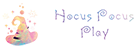 Hocus Pocus Play Logo