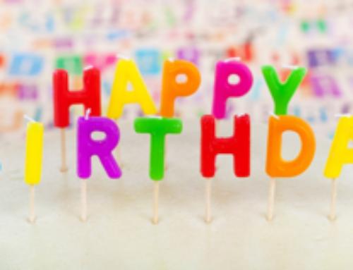 Happy Birthday Discount
